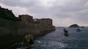 軍艦島外観3