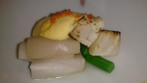 藻の花 夕食料理2