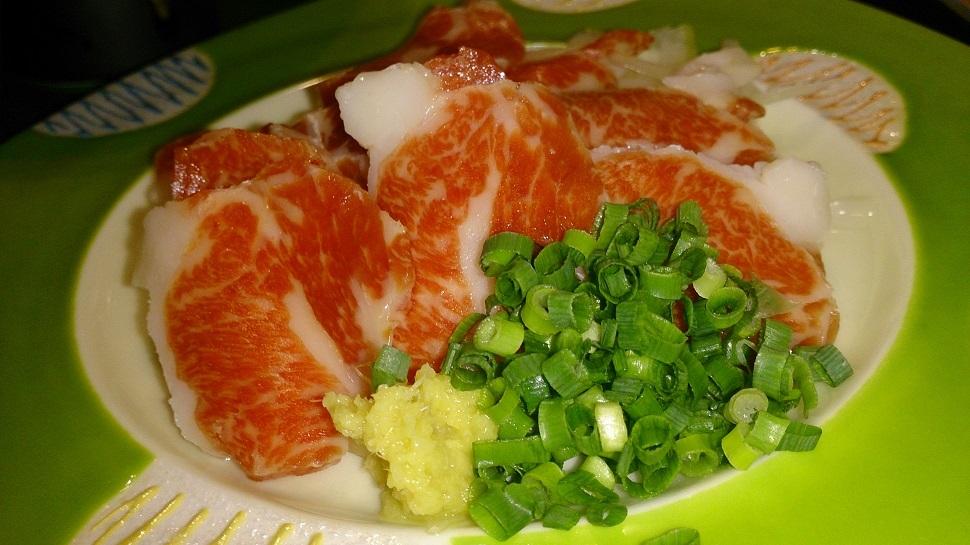藻の花 夕食料理4
