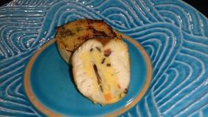 藻の花 夕食料理6
