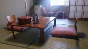 青島グランドホテル 和室