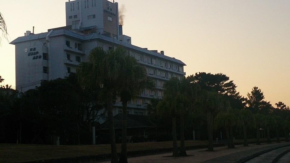 青島グランドホテル 外観