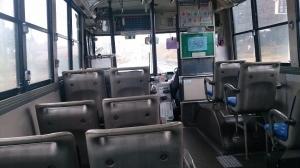 志布志からの鹿児島空港行きバス