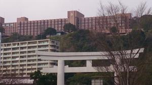 城山観光ホテル 外観2