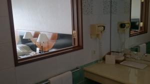 屋久島いわさきホテル 洗面台