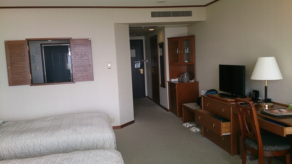 屋久島いわさきホテル 部屋2