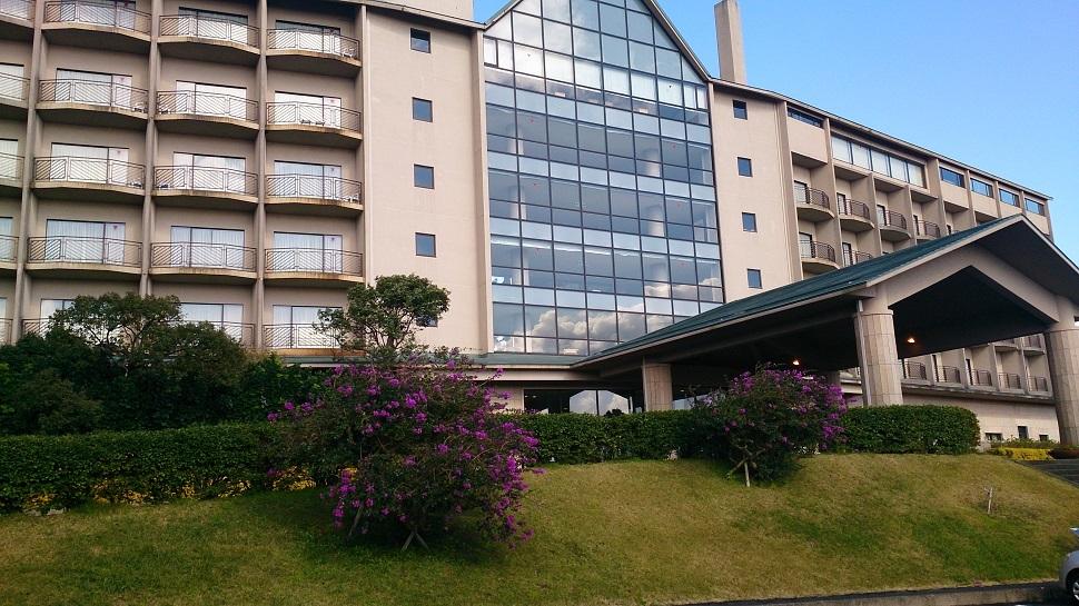 屋久島いわさきホテル 外観