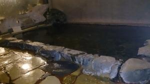 屋久島いわさきホテル 大浴場 露天風呂