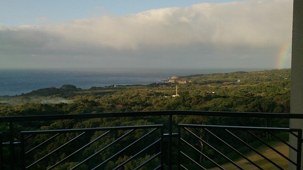 屋久島いわさきホテル バルコニーからの眺望1