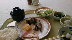 屋久島いわさきホテル 朝食バイキング