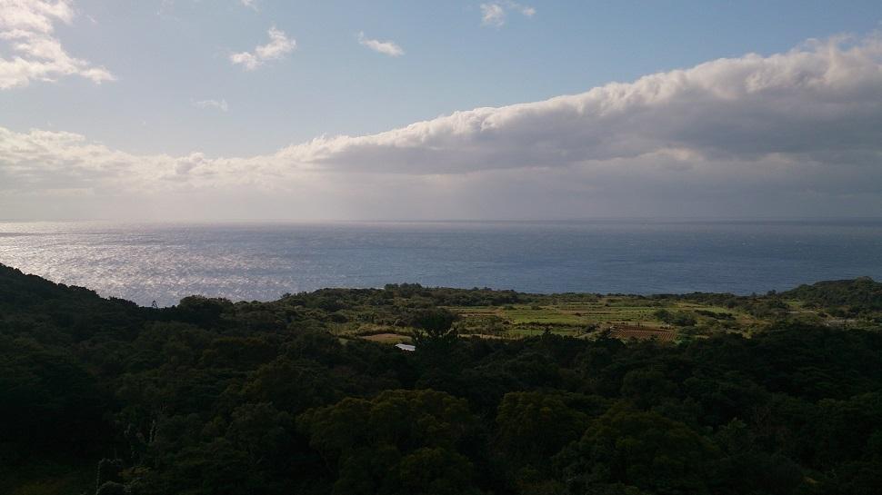 屋久島いわさきホテル 海側眺望