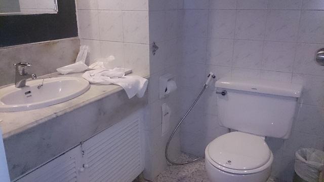 マークランド 部屋 バスルーム