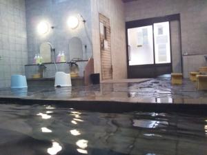 湯の里 渓泉。大浴場、内湯2。