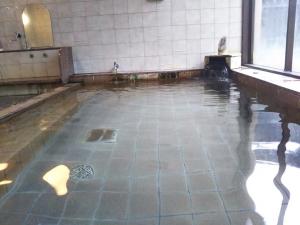 湯の里 渓泉。大浴場、内湯3。