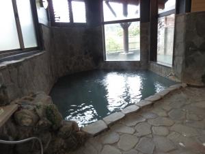 あかねの郷、大浴場。内湯。
