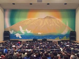 2017416 岩手県雫石町 中央公民館菊野ホール 和田秀和氏提供