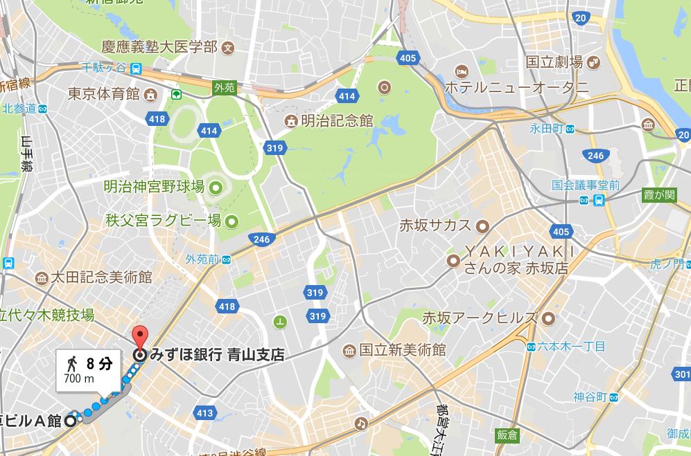 桜 青山支店
