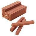 無印・レッドシダーブロック 20本入(約幅10cm×1×1cm)①