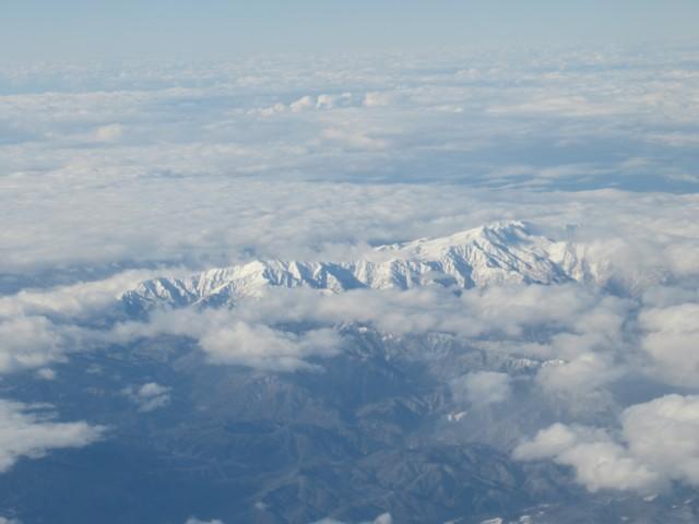 12月30日 霊峰白山