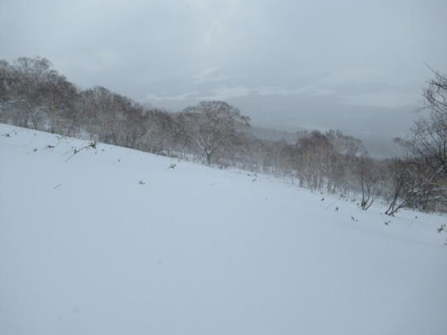 12月31日 下部も雪十分