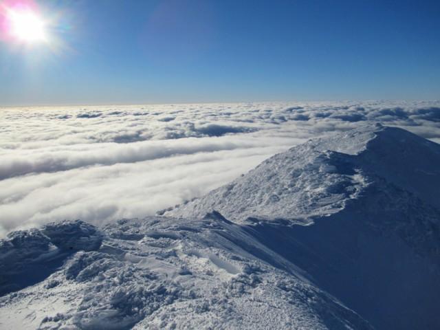 12月31日 羊蹄山ピーク