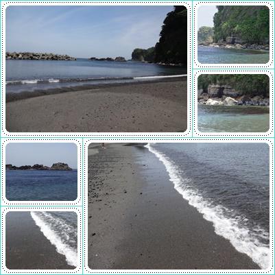 M日の出浜