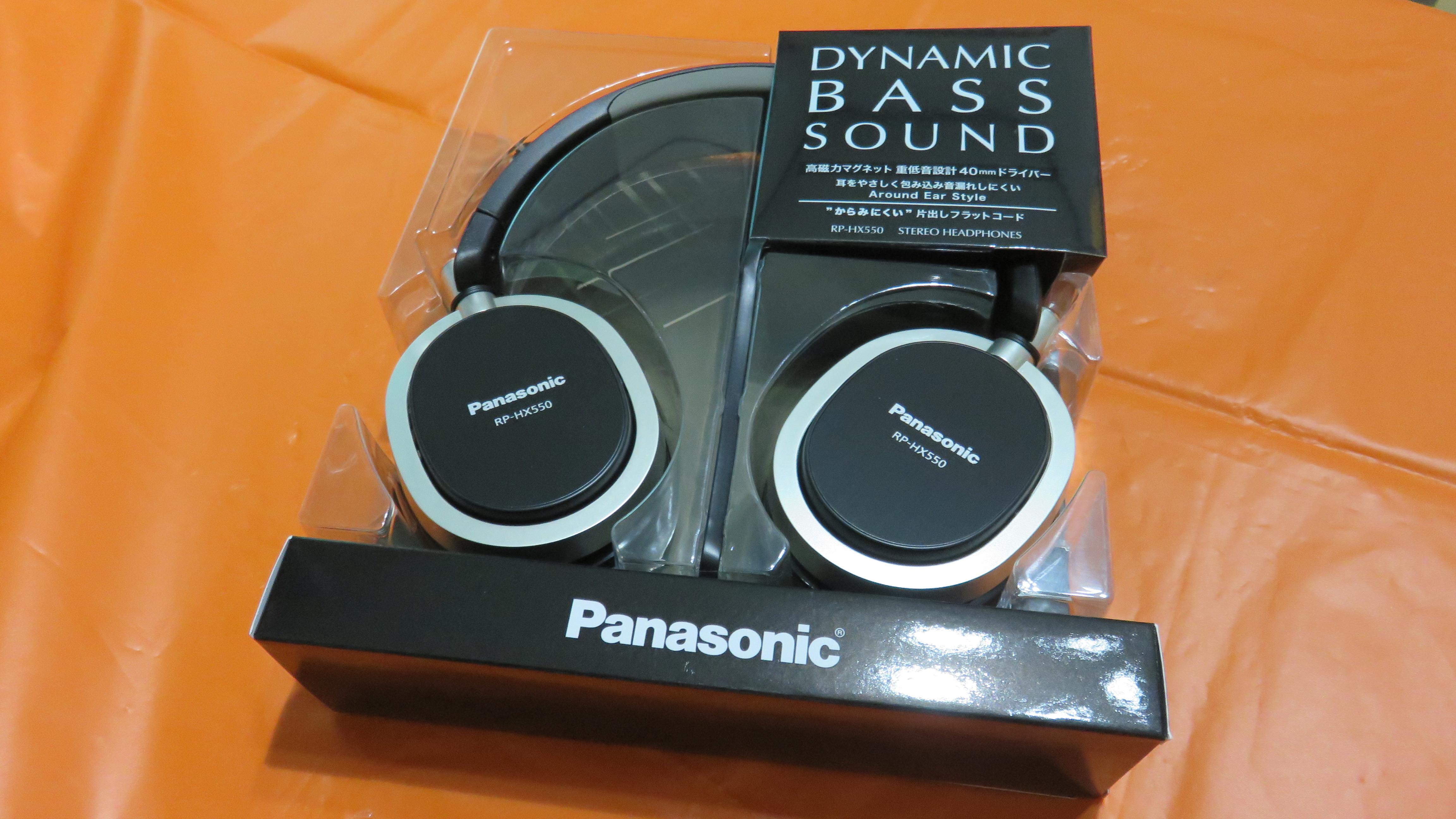 Panasonic Bass Sound1