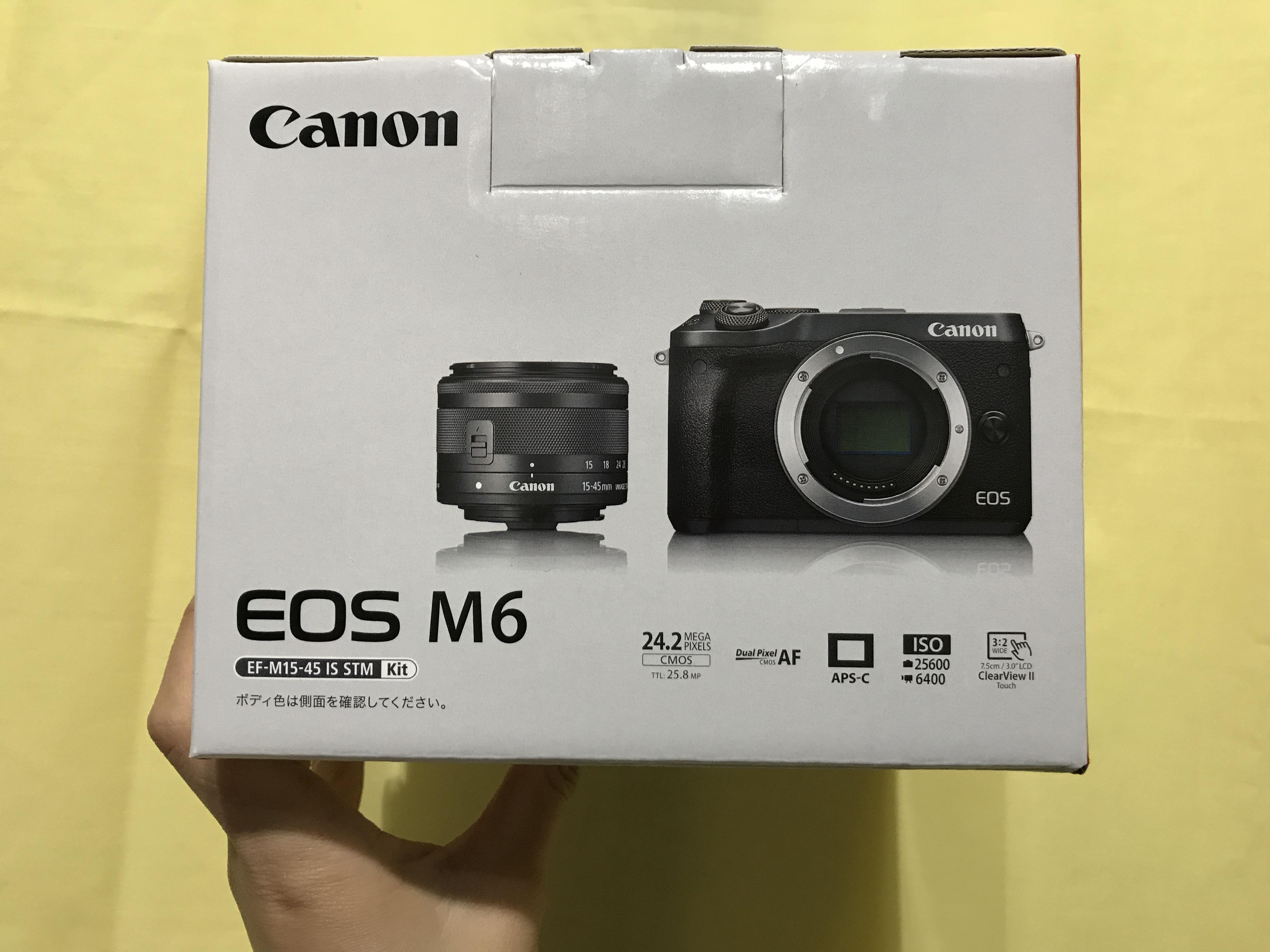 Canon EOS M67