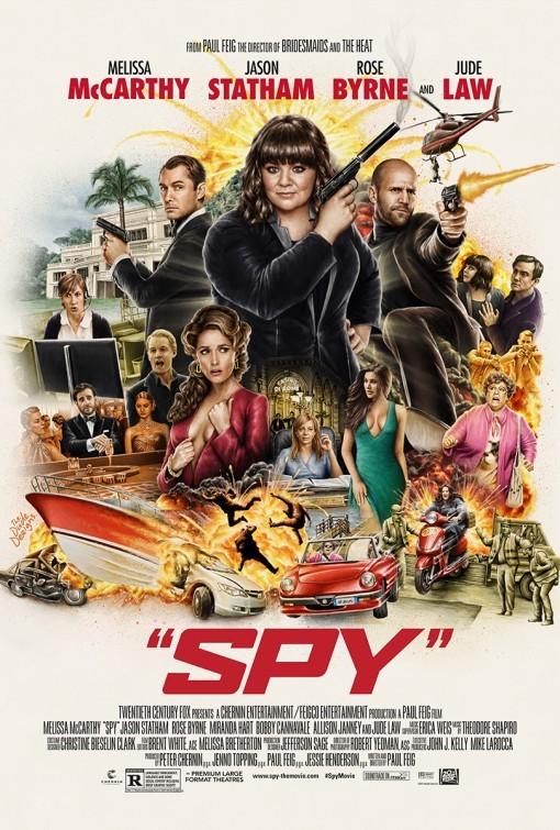 No1324 『SPY/スパイ』