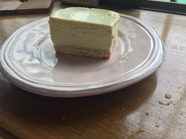 平成29年06月09日青じそチーズケーキ