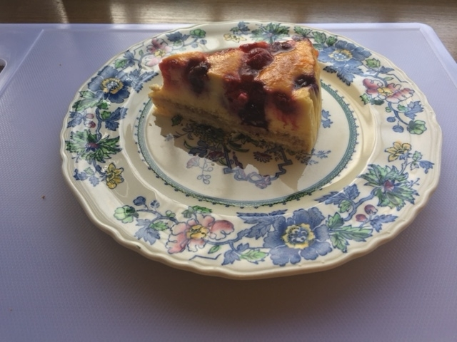 平成29年06月14日ベリーチーズケーキ