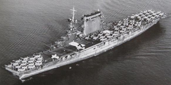 CV-2 レキシントン