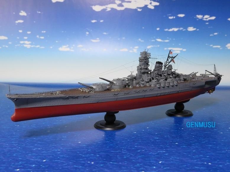 艦NEXT大和フルハル完成全体g