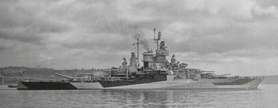 戦艦ウエストバージニア