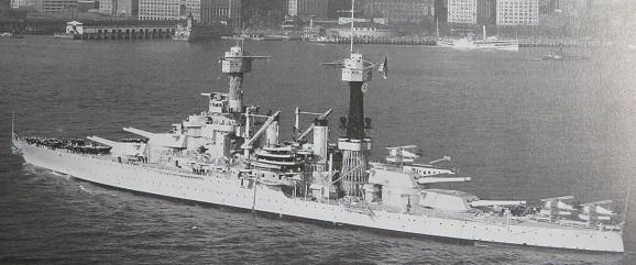 戦艦コロラド