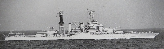 戦艦テネシー