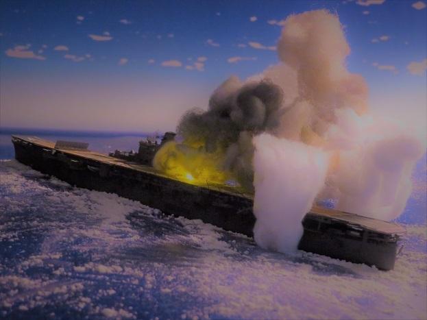 飛鷹留めの魚雷2
