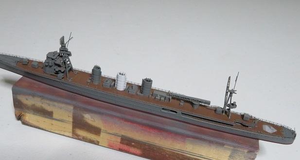 阿武隈艤装途中