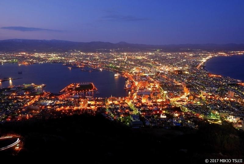 絶景探しの旅 – 0205   函館山マジックアワーの夕景(北海道 函館市)