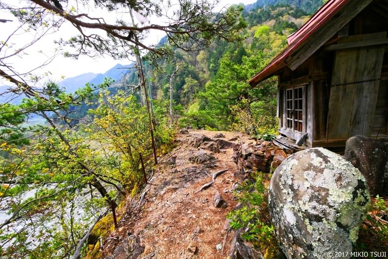 絶景探しの旅 - 0211 高原郷の三奇石・杖石の山頂 (岐阜県 高山市)