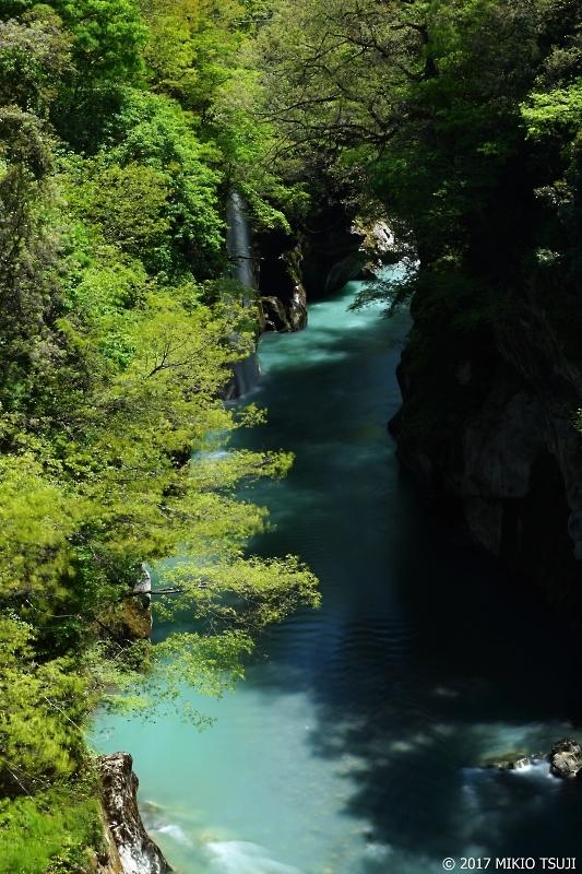 絶景探しの旅 - 0218 初夏の手取渓谷 (黄門橋/石川県 白山市)