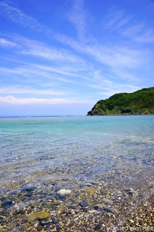 絶景探しの旅 - 0253 透き通る奄美大島の海 (奄美大島/鹿児島県 龍郷町)