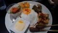 インドネシア料理の詰め合わせ