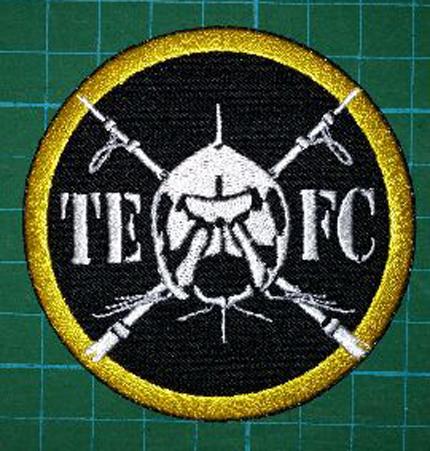 TEFCワッペン