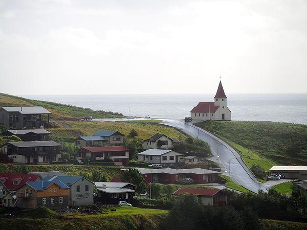 ヴィークの教会