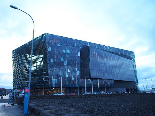 ハルパ・レイキャヴィク・コンサートホール &会議センター