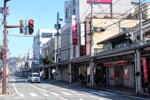 0244:豊岡1925 駅前アーケード