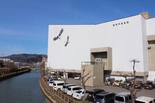 0246:豊岡市民会館 メイン