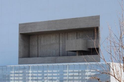 0246:豊岡市民会館 北側より③