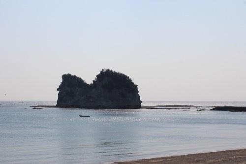 0247:南方熊楠記念館 円月島